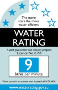 9 water rating