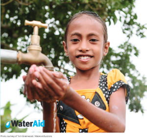 Wateraid Australia - Corporate Partner